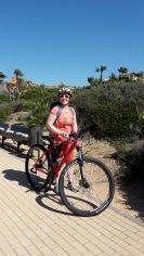 Danke an Kadda für das Foto von mit mit dem Rad! :-)