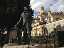 Der Gründer der Marke Tio Pepe, González Byass