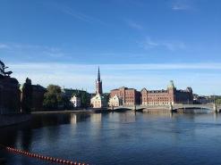 Schönes Stockholm, Stadt auf 15 Inseln…