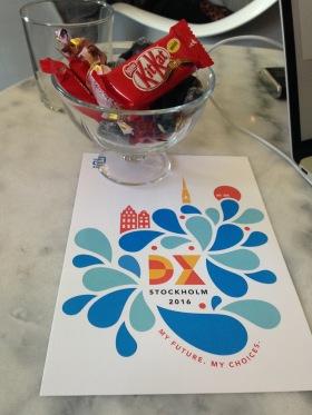 … die sich so hübsch im Logo des DXStockholm wiederfinden