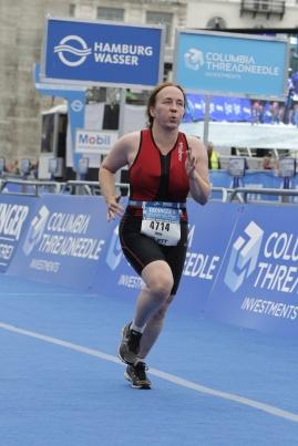 """""""Sehr schön die Arme mitgenommen"""", bemerkte unsere Lauftrainerin aus Andalusien gleich beim Anblick dieses Fotos :-)"""