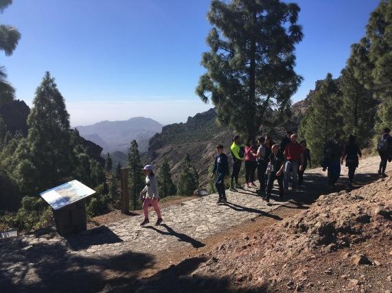 Wanderung zum Roque Nublo