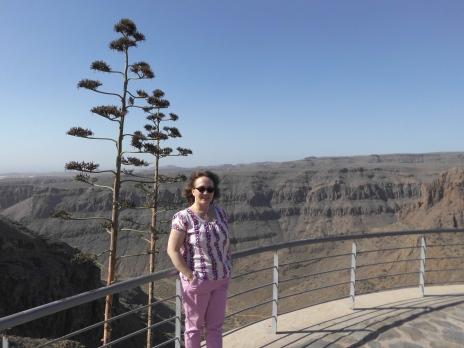 Im Urlaub auf Gran Canaria im Dezember 2017: die pinkfarbene Hose passte wie angegossen, weil ich dick war (auch wenn ich mich nicht einmal richtig dick fühlte)