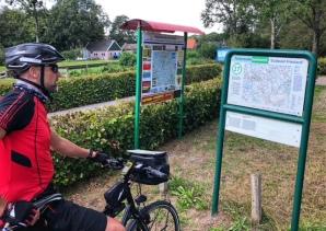 Das Radwegenetz in Holland ist wirklich vorbildlich - und super ausgeschildert