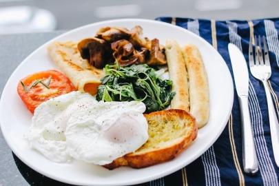 Nach so einem Frühstück ist man vermutlich eher kompromissbereit und nachgiebig