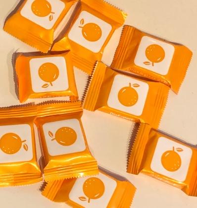 0,5 BE pro Plättchen, so steht's auf jeder Einzelpackung von Diaexpert.
